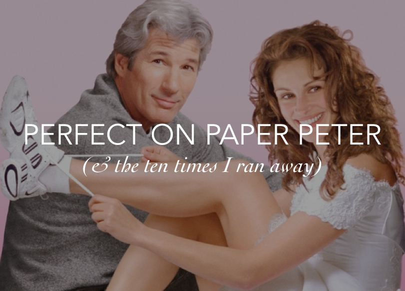 DBAG DATING PERFECT ON PAPER PETER
