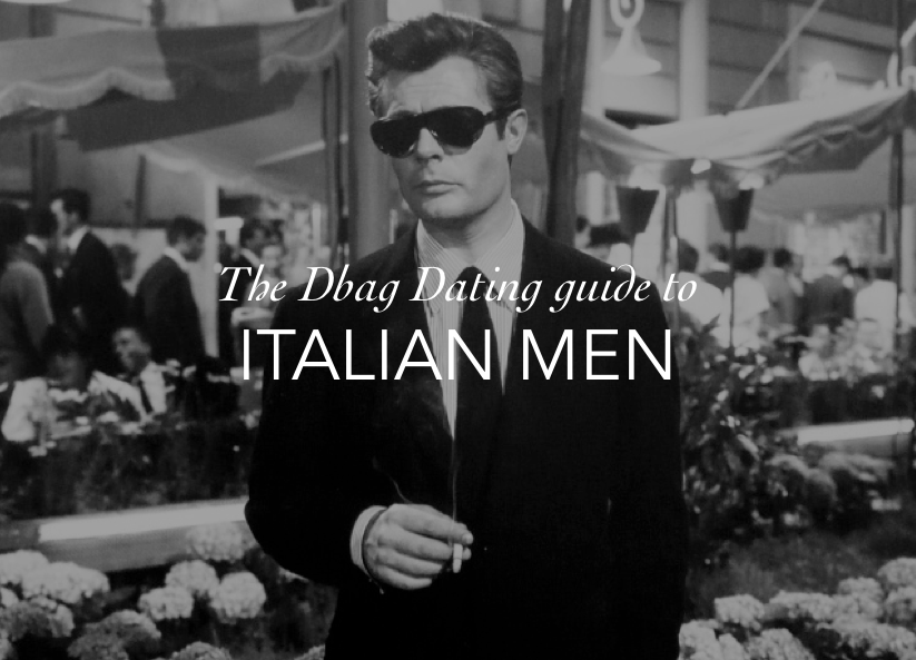 Dating an italian man tips