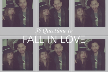 DBAG DATING 36 QUESTIONS TO FALL IN LOVE